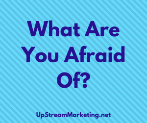 Overcome business fears