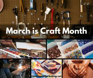 Craft Month