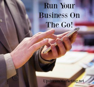 Run Your Business On The Go