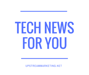 Tech News for you