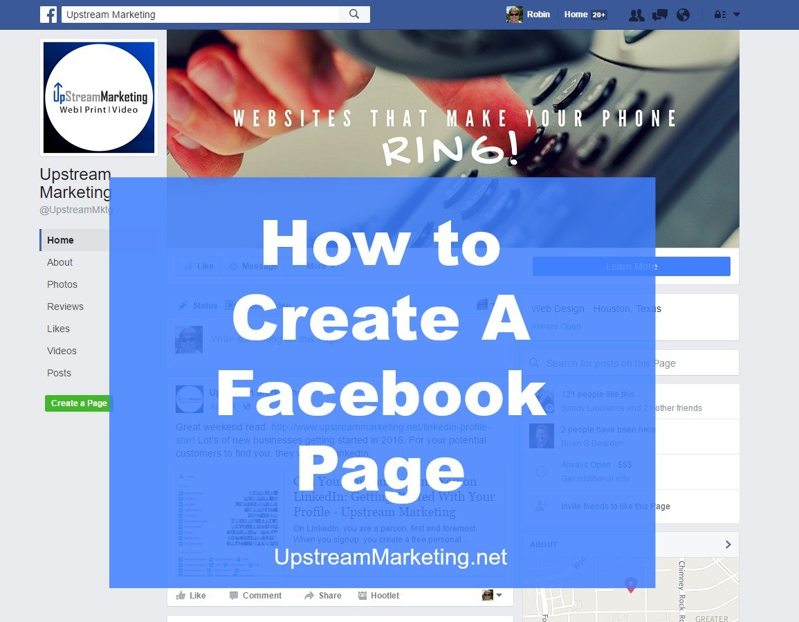upstream_fb_page-create-a-page