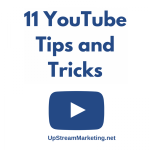 Youtube Tips and Tricks