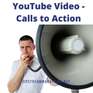Youtube Call to Action