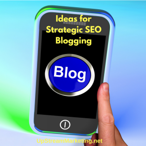 ideas for SEO blogging