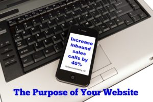 Purpose of Your website