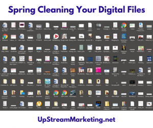 Spring Cleaning Your Digital Files