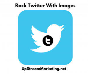 Rock Twitter with Images