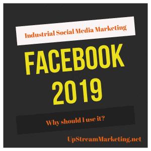 Industrial Social Media Facebook