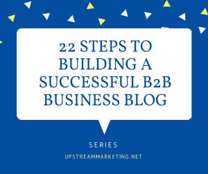 B2B Business Blog