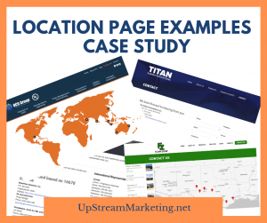 Location Page Examples