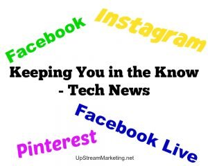 In the know - Tech news