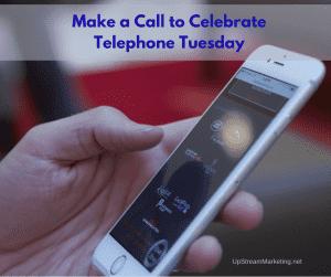 Telephone Tuesday