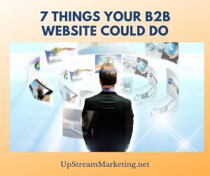 7 Things Your B@B Web Site Could Do