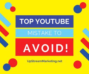 Youtube Mistake