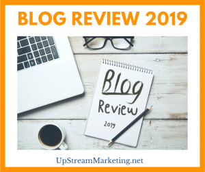 Blog Review 2019